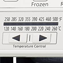 NB-G110PW Temperature Control