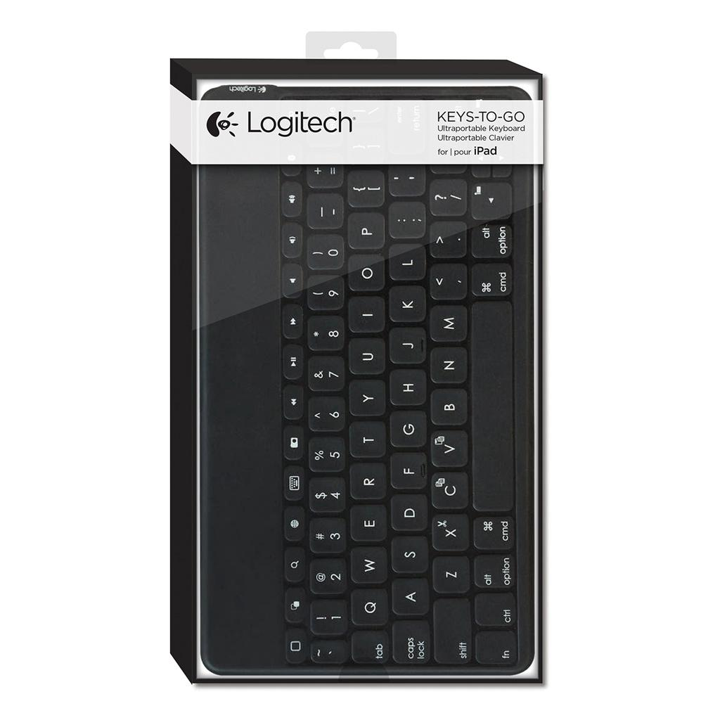 Amazon.com: Logitech Keys-To-Go Ultra-Portable Stand-Alone keyboard