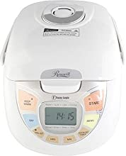 rice cooker, fuzzy logic, perfect rice, white rice, rice cooker