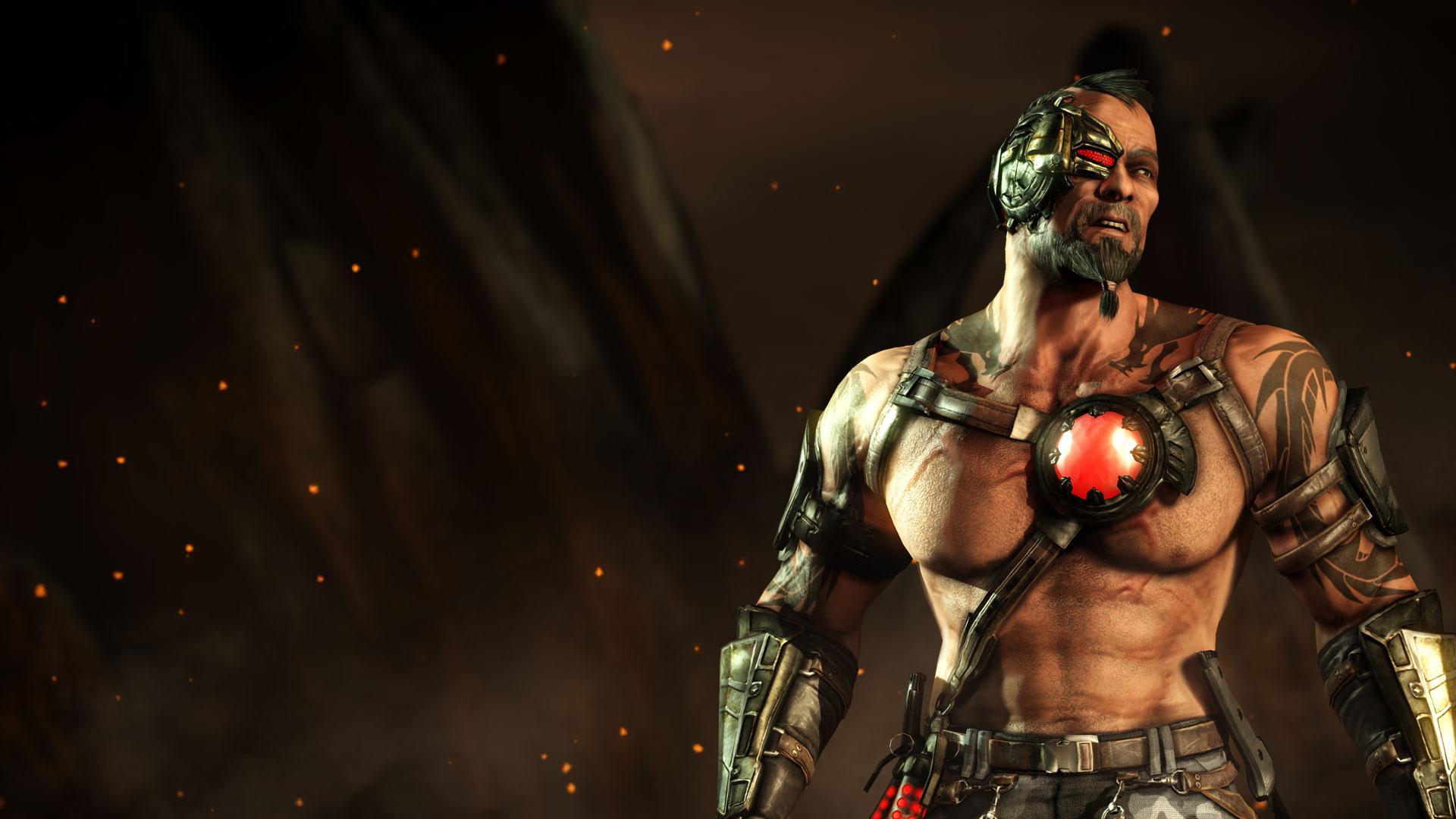 Amazon.com: Mortal Kombat X - Xbox One: Whv Games: Video Games