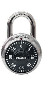 1500D Dial Combination Lock