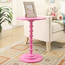 side table spindle