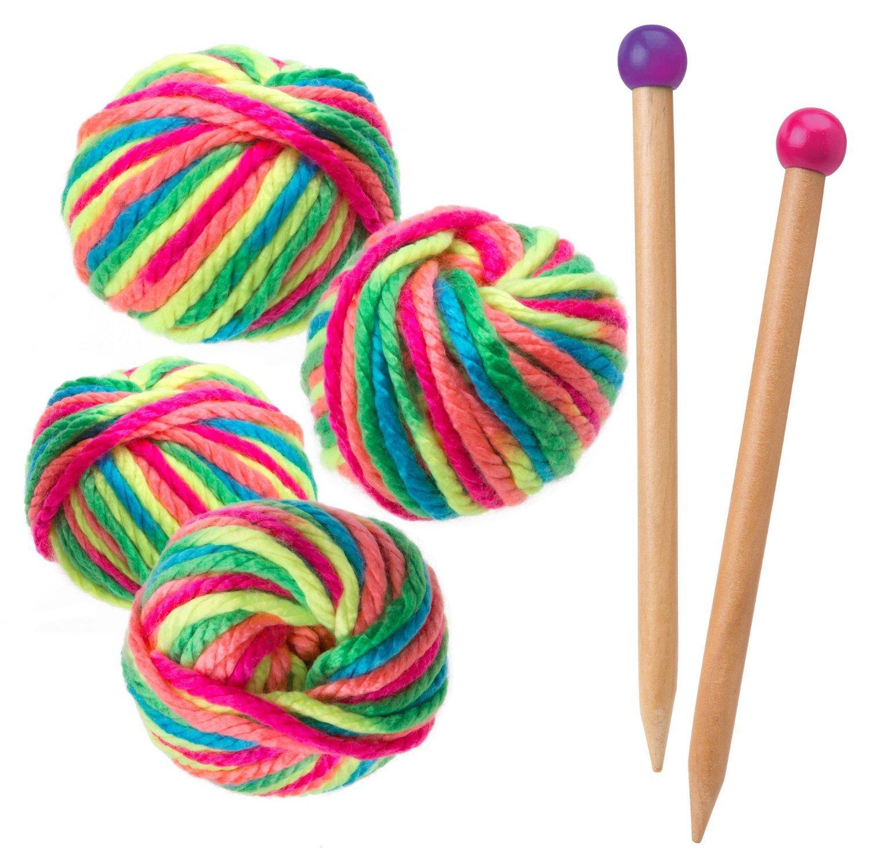 amazon com alex toys diy wear knit and wear toys u0026 games