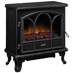 duraflame dfs 750 1 pendleton electric stove. Black Bedroom Furniture Sets. Home Design Ideas
