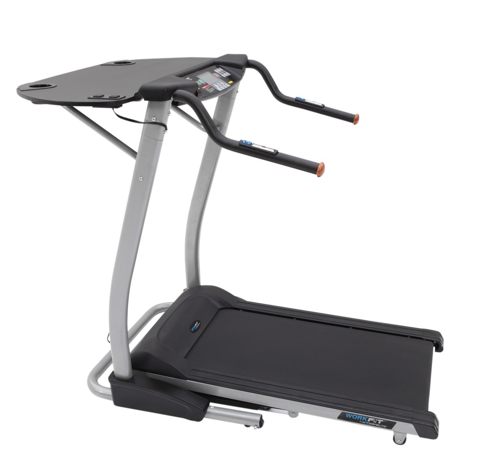 Electric Treadmill Desk: Amazon.com : Exerpeutic 2000 WorkFit High Capacity Desk
