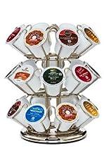 Keurig Pod Carousel, pod carousel, k-cup pod carousel, brewer accessories
