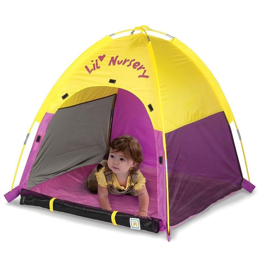 Amazon Com Pacific Play Tents Lil Nursery Portable Dome
