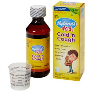 Amazon.com: Hyland's 4 Kids Cold 'n Cough Relief Liquid ...