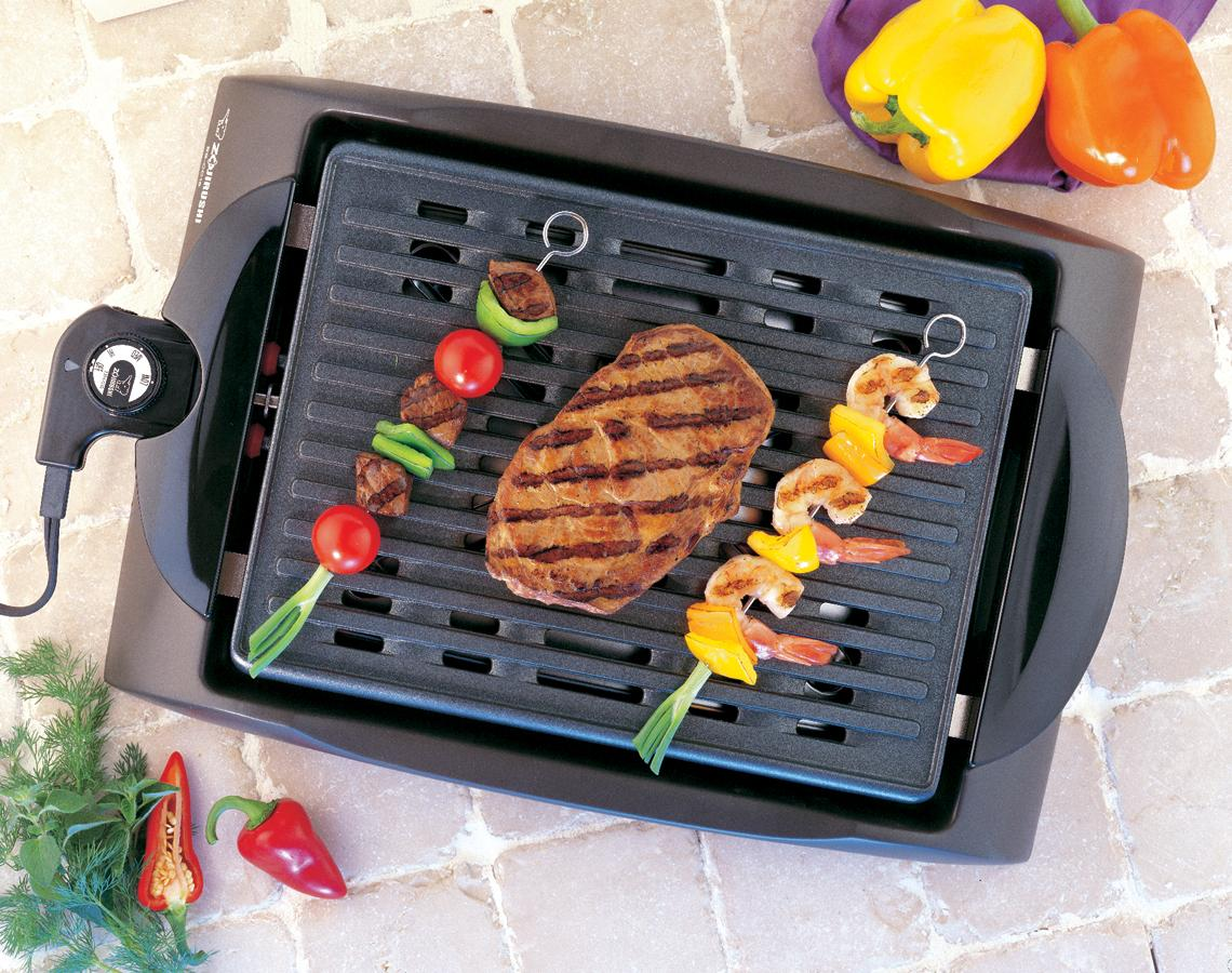 Uncategorized Kitchen Grill Appliance amazon com zojirushi eb cc15 indoor electric grill view larger