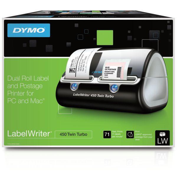 Amazon.com : DYMO Label Writer 450 Twin Turbo Label