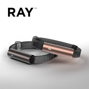 Misfit Wearables S500BM0RZ Misfit Ray Fitness + Sleep Tracker