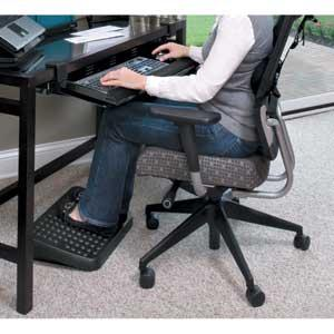 Amazon.com : Fellowes Standard Foot Rest : Footrests ...