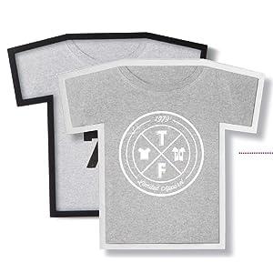 Amazon Com Umbra T Frame T Shirt Display Case Black