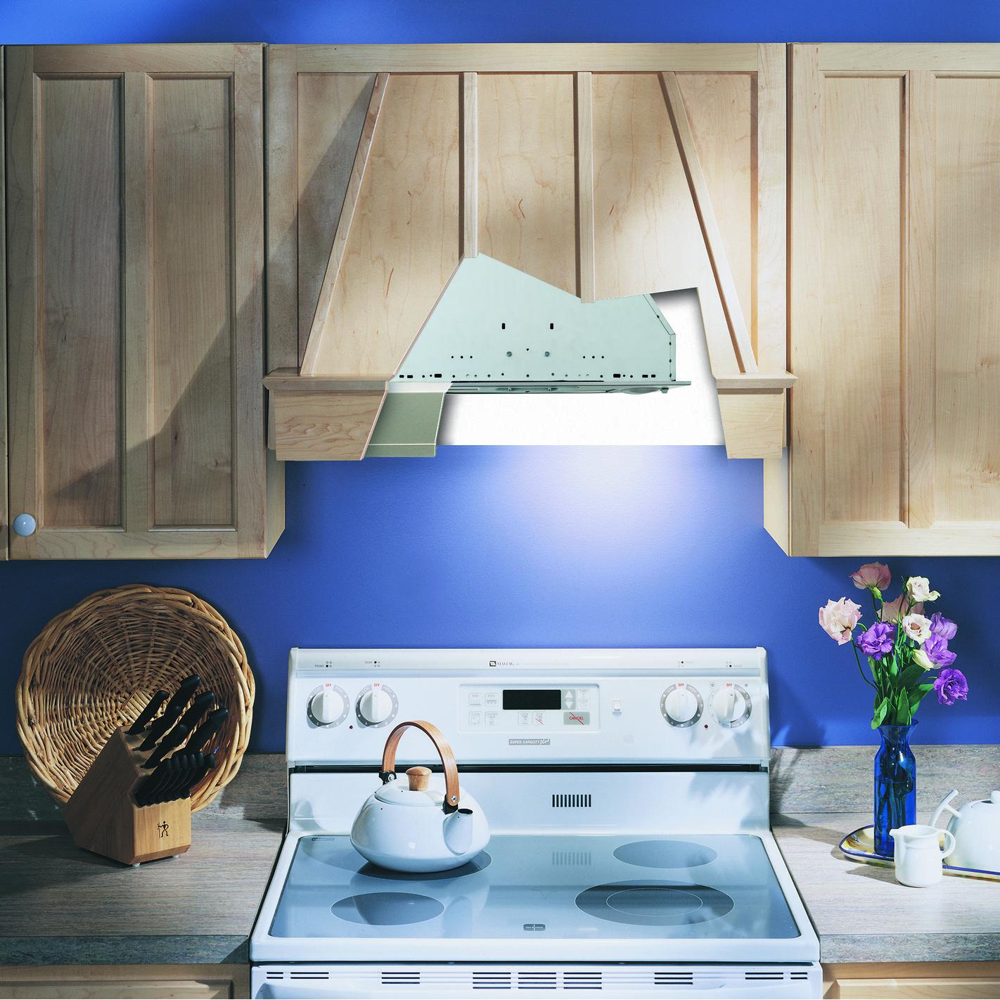 Kitchen Design Range Hood: Amazon.com: Broan PM390 Power Pack Range Hood Insert