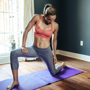 lolo, jones, activity, moving, fit, fitness, active, horse, ride, calories, distance, yoga, rest