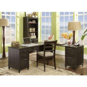 Amazon.com: kathy ireland Office by Bush Furniture Volcano Dusk ...