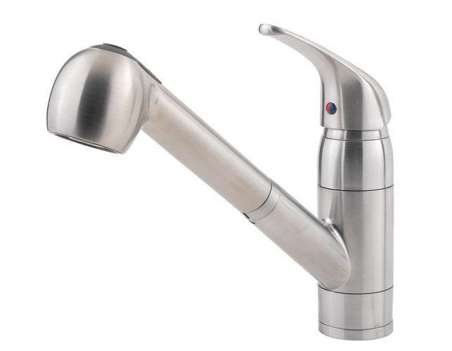 single handle pullout pull out kitchen faucet - Pull Out Kitchen Faucet
