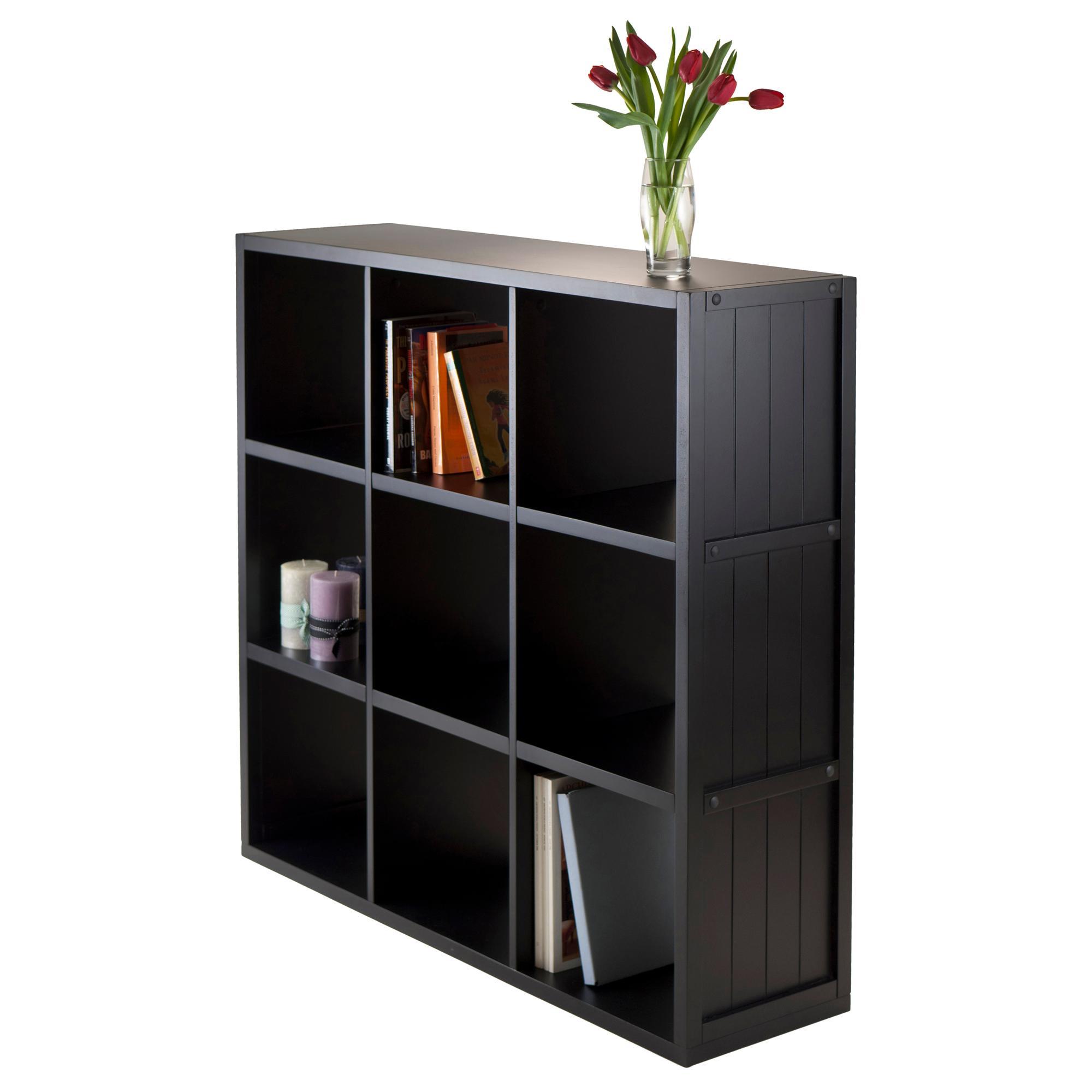 Kitchen Shelf Amazon: Amazon.com: Winsome Wood Shelf Cube Wainscoting Panel, 3