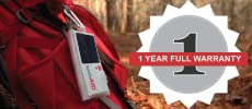 luminaid, warranty, solar, solar-powered, lantern, camping, light, backpack