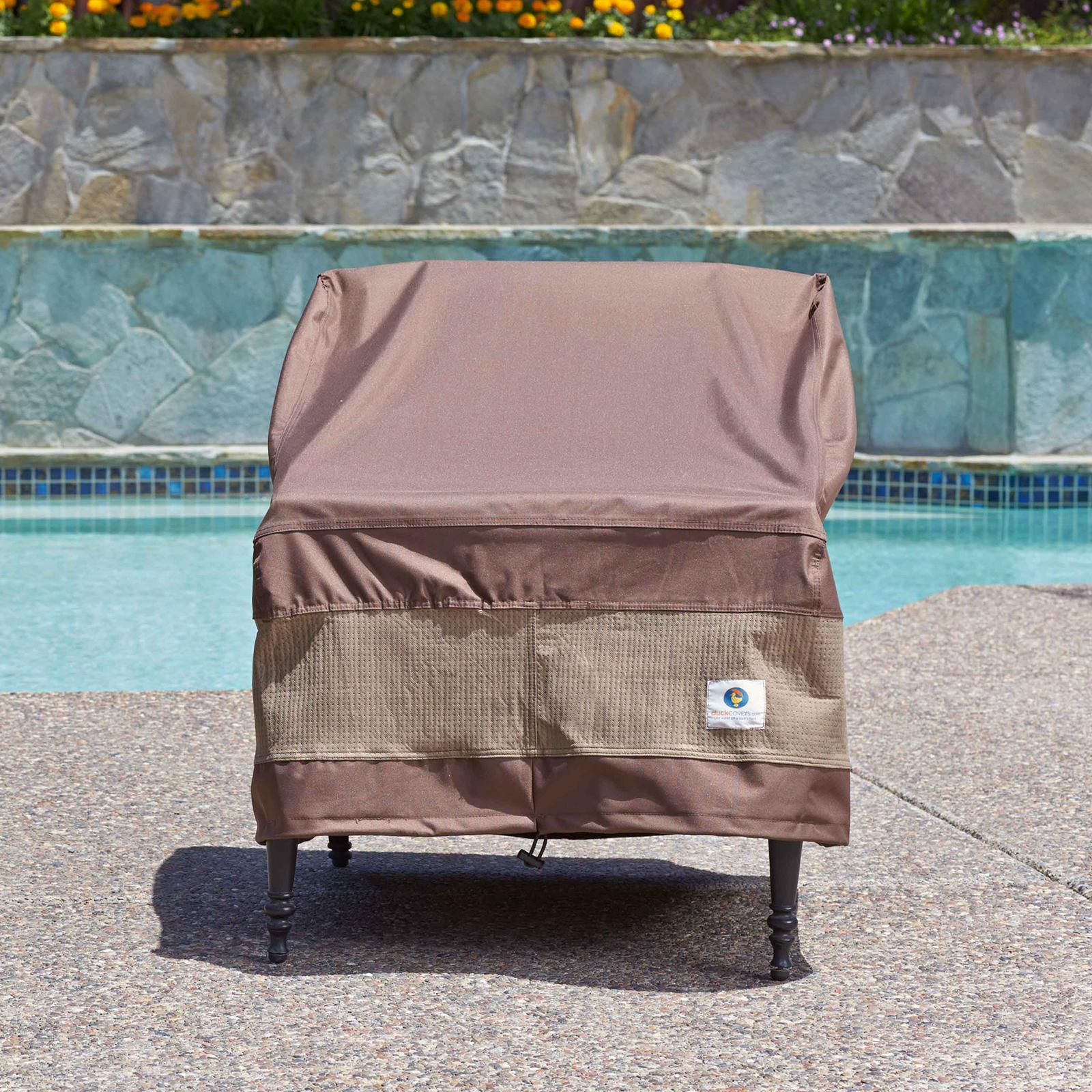 Amazon Duck Covers Ultimate Patio Chair Cover 29 Inch Patio Lawn &a