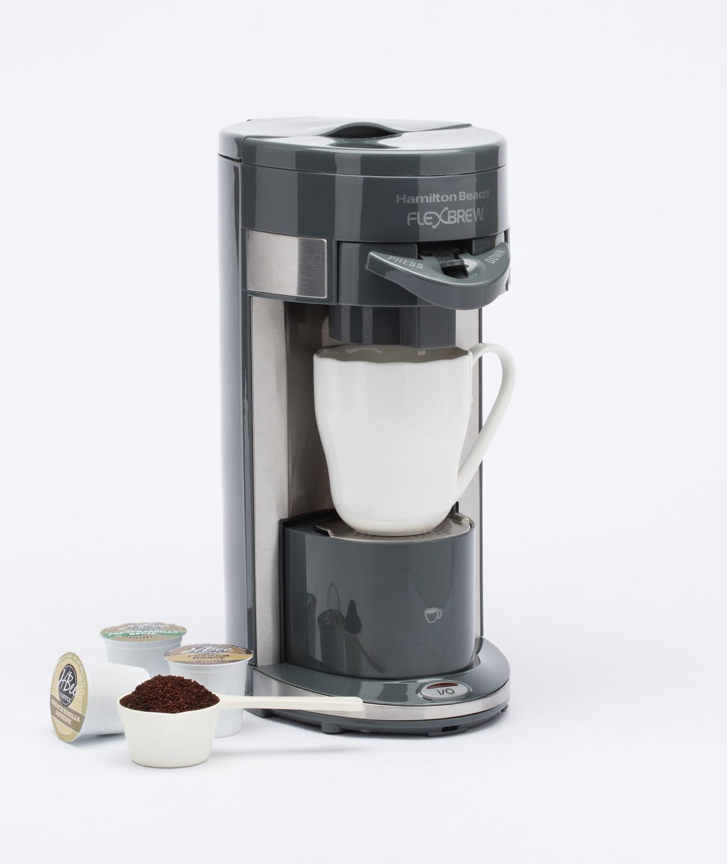 hamilton single serve coffee machine