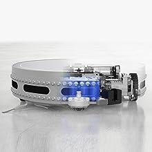 robot vacuum, bobi pet, bobsweep, robotic, vacuum cleaner, pet product, dog product, roomba