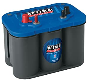 Optima RedTop R 4.2 AGM 50Ah 12V Battery starterbatterie Car Battery NEW