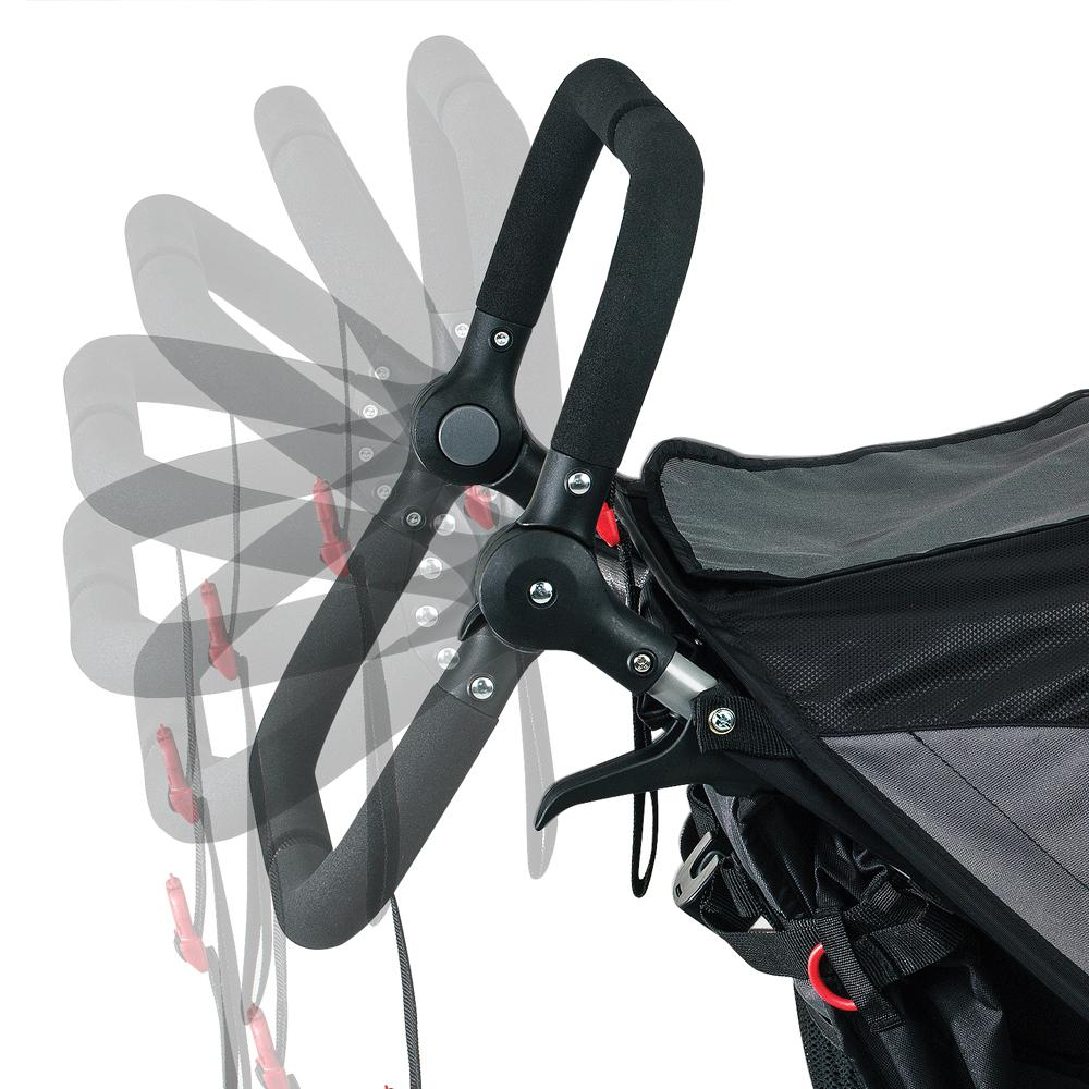 Adjustable Padded Handlebar Image