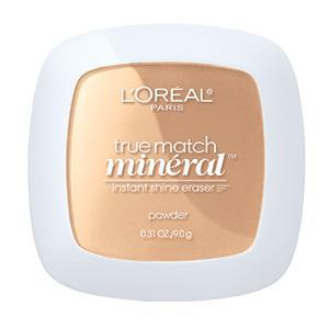 loreal true match minerals