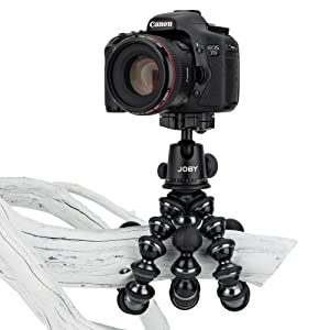 Amazon.com : JOBY GorillaPod Focus Tripod for DSLR Camera Rigs ...