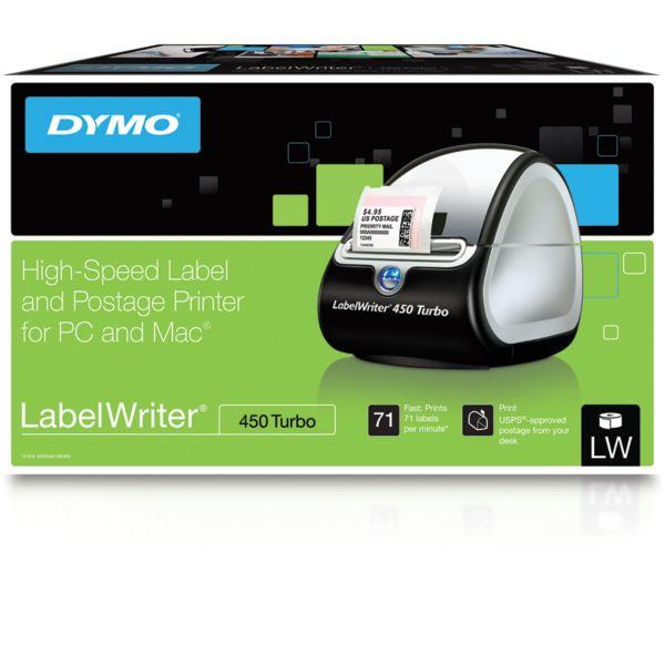 how to use dymo labelwriter 450