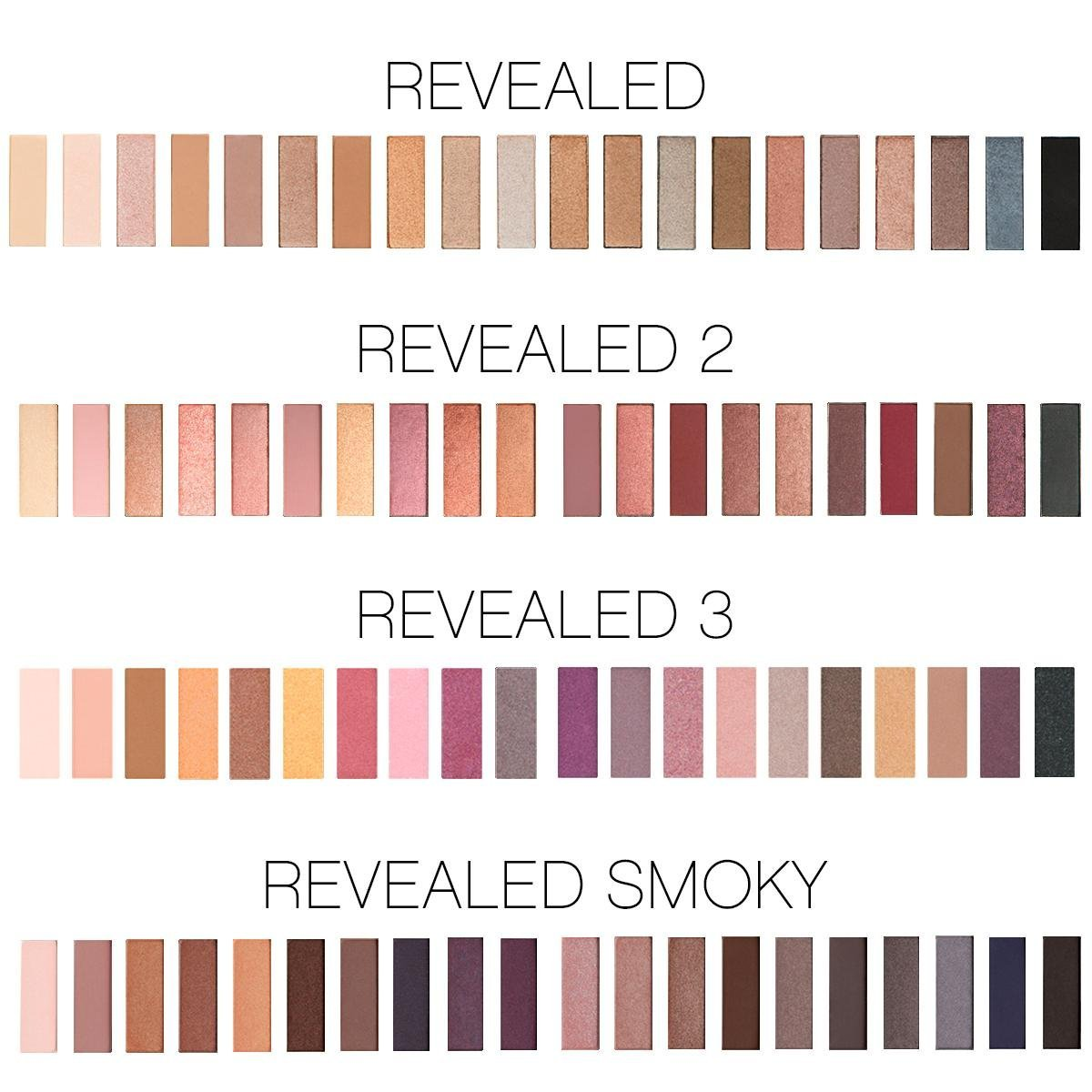 Amazon.com: Coastal Scents Revealed 2 Eye Shadow Palette (PL-037