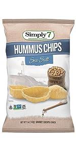 peanut free, treenut free, gluten free, hummus chips