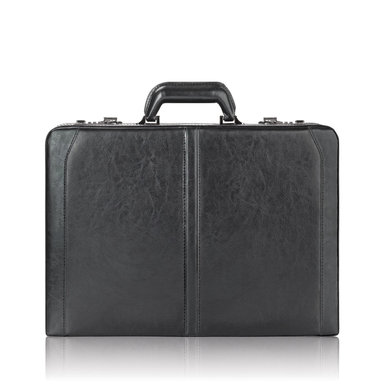 e9a008983c45 Broadway Premium Leather 16 Inch Laptop Attaché