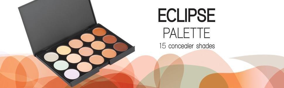 Eclipse Concealer Palette Header