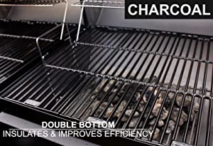 grill, charcoal, char-griller