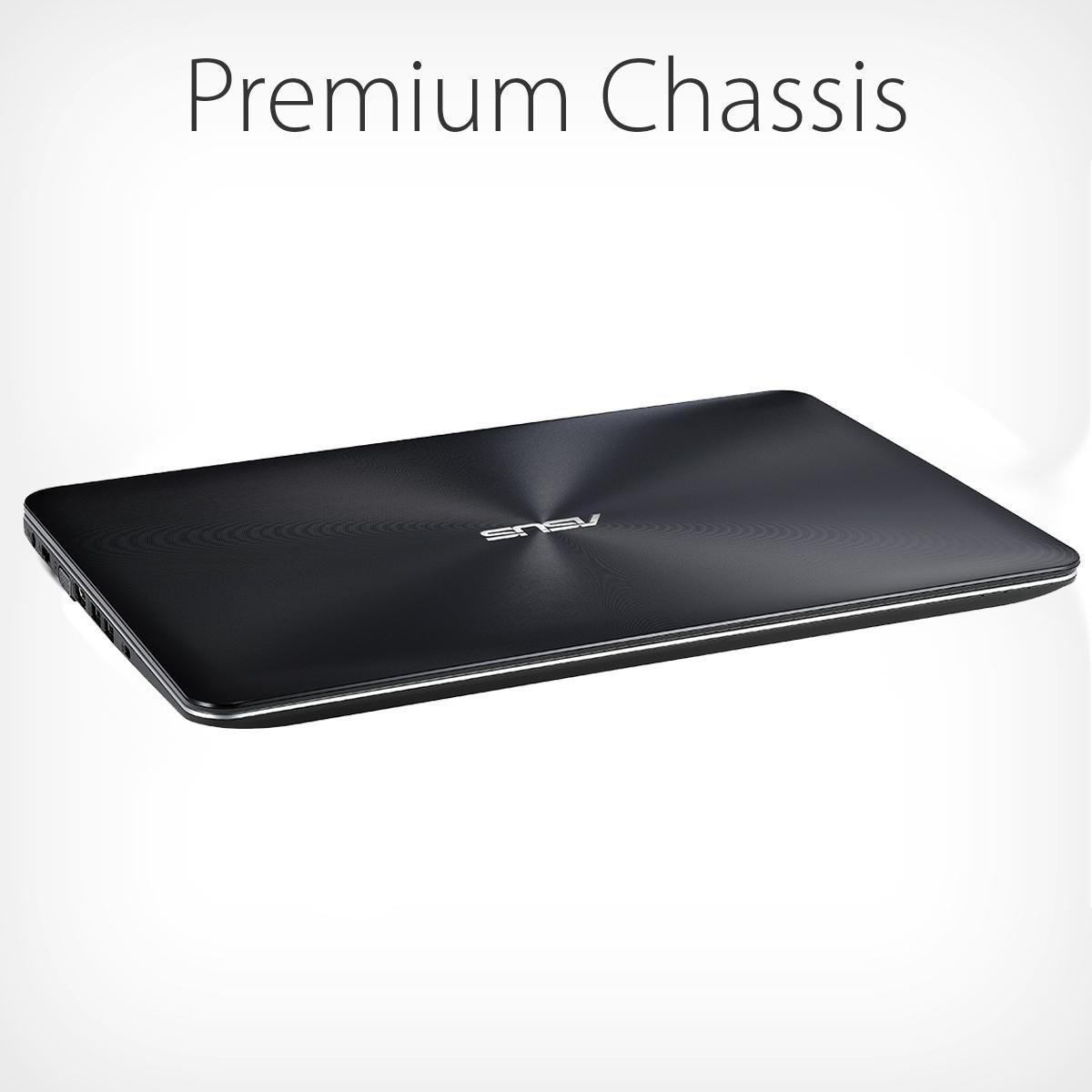 Amazon.com: ASUS X555DA-AS11 15 inch Full-HD AMD Quad Core Laptop with