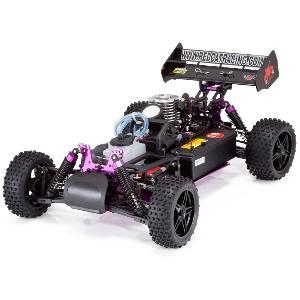 Amazon.com: Redcat Racing Shockwave Nitro Buggy, Blue, 1