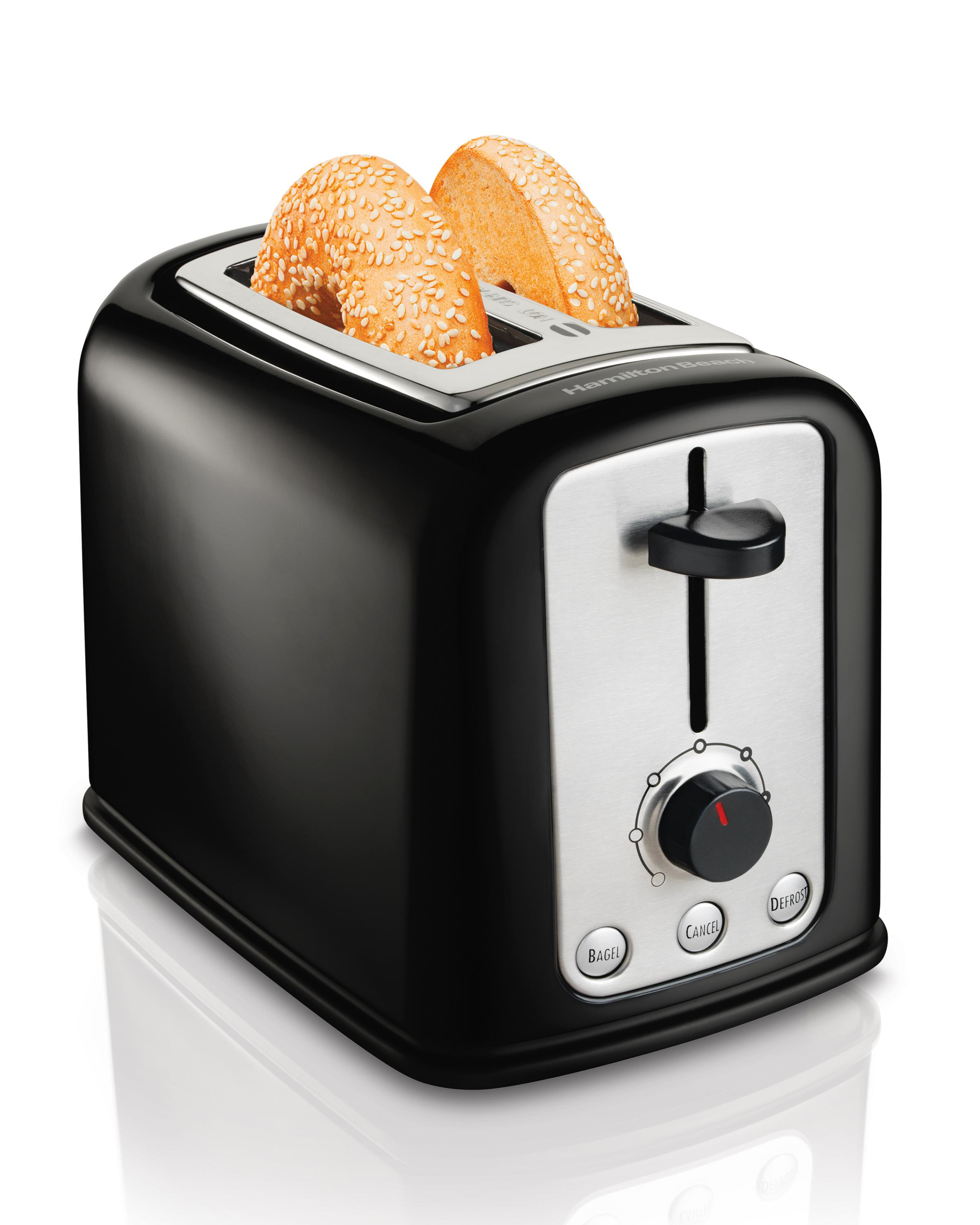 Amazon Hamilton Beach Cool Touch 2 Slice Toaster