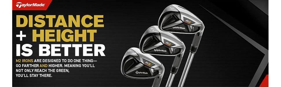 Amazon.com: Juego de hierros de golf para hombres M2: Sports ...