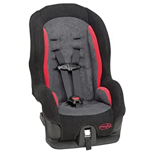 evenflo tribute sport convertible car seat gunther convertible child safety car. Black Bedroom Furniture Sets. Home Design Ideas