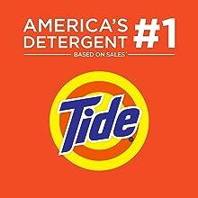 Tide Plus Downy April Fresh Liquid HE Turbo Clean Laundry Detergent