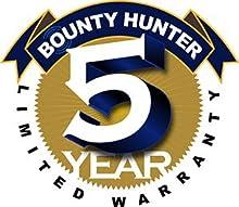 Bounty Hunter metal detector warranty