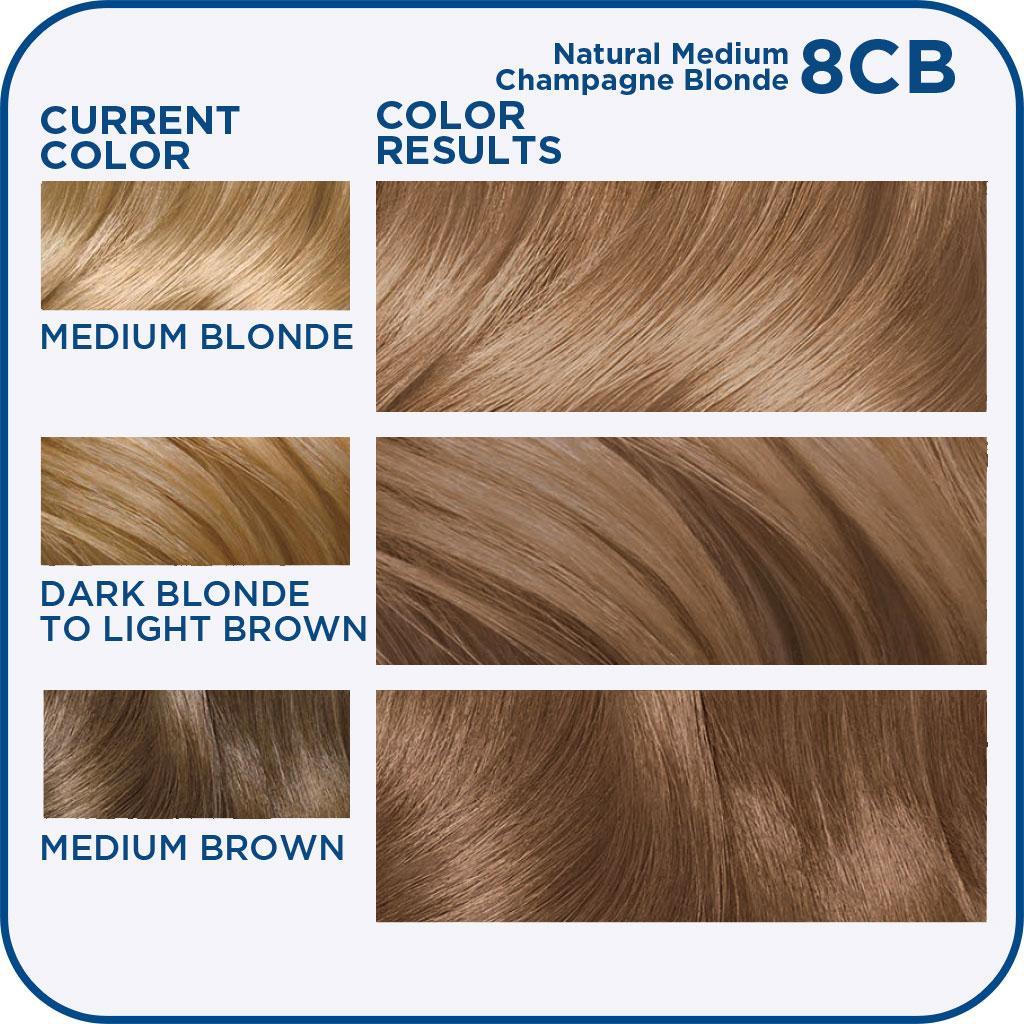 Amazon Com Clairol Nice N Easy Hair Color 103b Natural