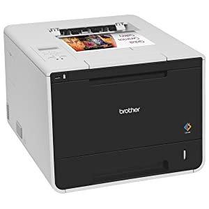 High-impact color printing for your small business or workgroup.