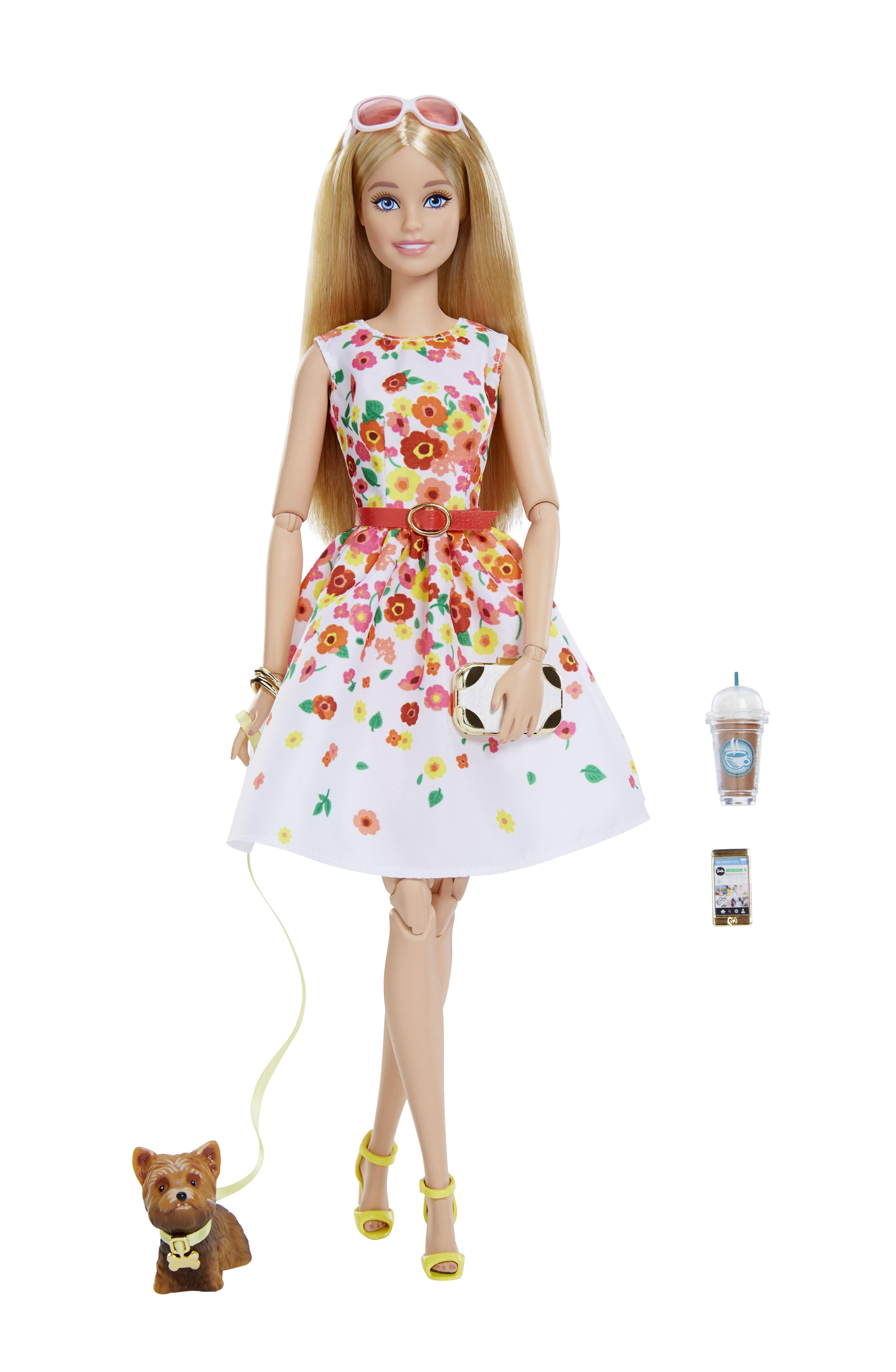Amazon.com: Barbie Look Collector Barbie Doll - Park