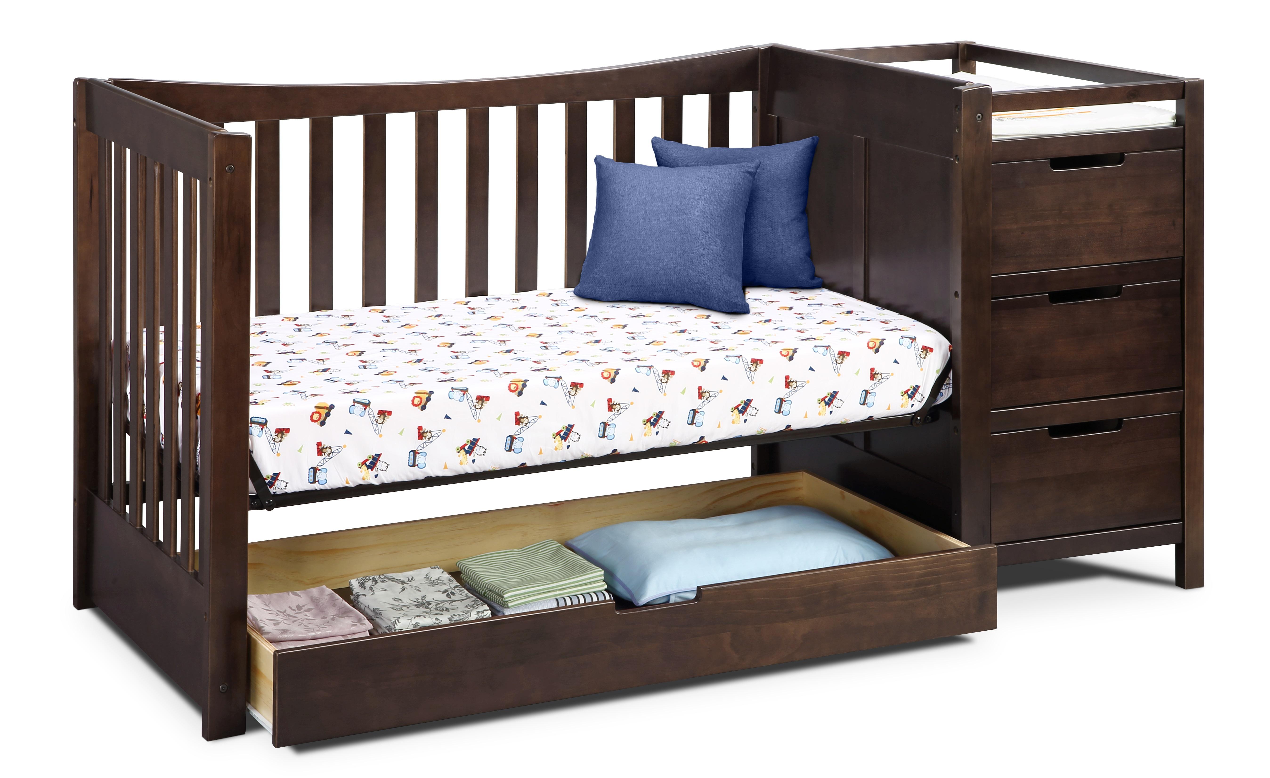 Amazon Com Graco Remi 4 In 1 Convertible Crib And