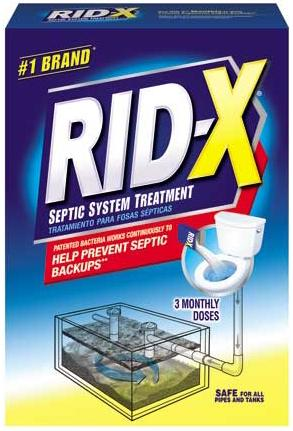 Amazon Com Rid X Septic Tank System Treatment 3 Dose
