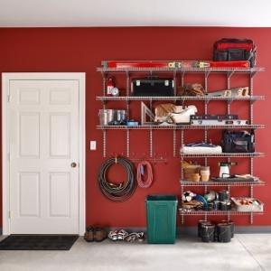ClosetMaid Maximum Load Storage Systems
