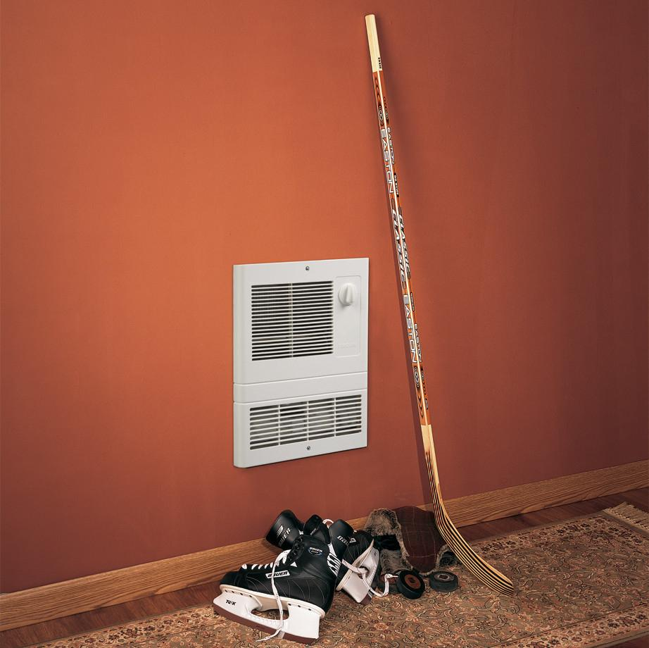 Broan 9815wh High Capacity Wall Heater With 1500 Watt Fan Bathroom Wiring Heater1500 120 240